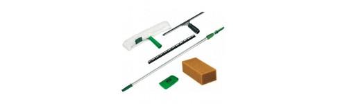 kit complet pour le nettoyage des vitres. Black Bedroom Furniture Sets. Home Design Ideas