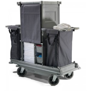 Chariot Hotelier NUMATIC NKS12 FF - avec toile occultante