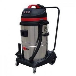 aspirateur viper eau et poussi re 75l trois moteurs pro cuve acier chrom toutotop 39 mat riel. Black Bedroom Furniture Sets. Home Design Ideas