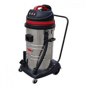 aspirateur viper eau et poussi re 95l trois moteurs pro cuve acier chrom toutotop 39 mat riel. Black Bedroom Furniture Sets. Home Design Ideas