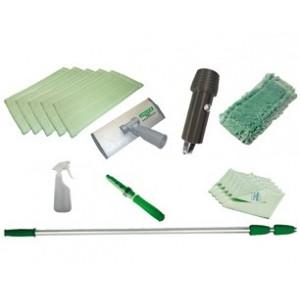 unger kit nettoyage vitre int rieur toutotop 39 mat riel de nettoyage produit d 39 entretien. Black Bedroom Furniture Sets. Home Design Ideas