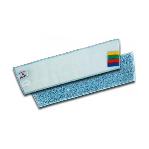 Frange microfibre velcro micro activa pour balai trap ze en 30 40 ou 60cm toutotop - Balai a frange ...