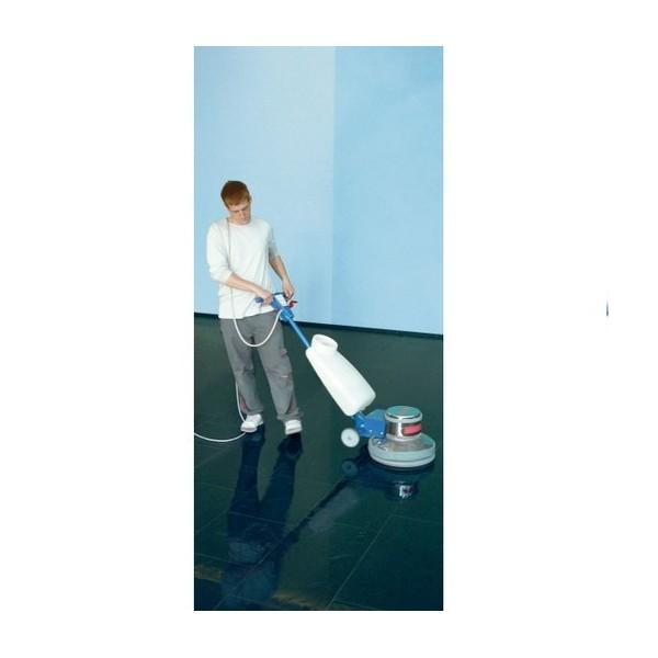 Disque microfibre bonnette pour nettoyage des sols en gr s for Monobrosse carrelage