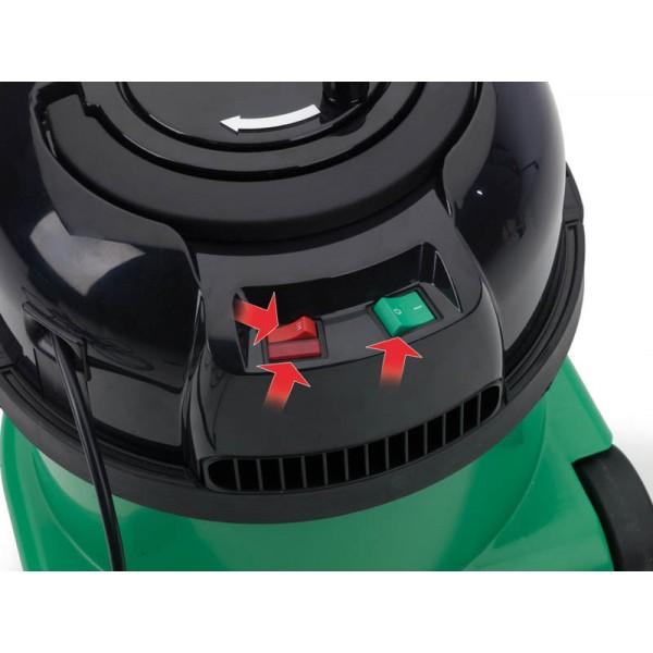 aspirateur poussi res numatic 9l harry hhr200a sp cial poils d 39 animaux toutotop. Black Bedroom Furniture Sets. Home Design Ideas